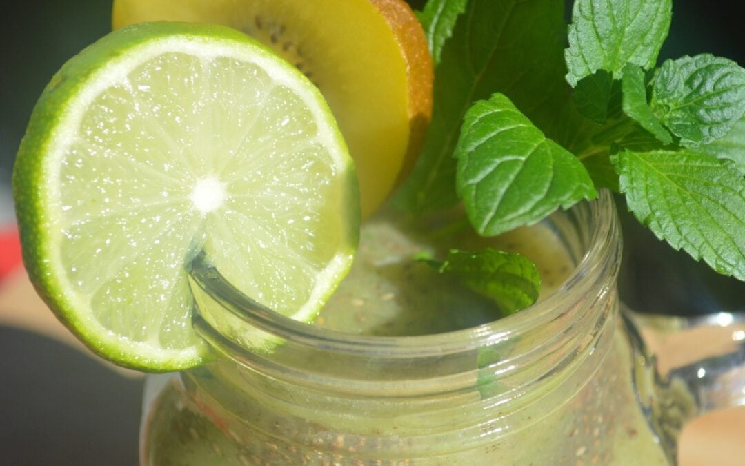 Chia Lemonades – The special morning Breakfast