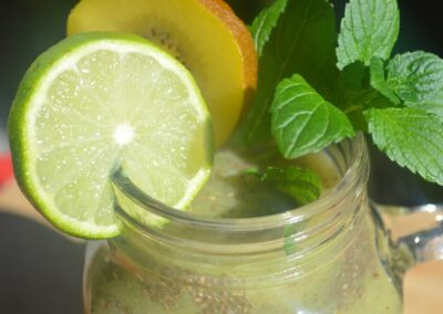 Chia Lemonades – The special morning Breakfast